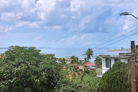 3br central apt with sea view - Apartamento