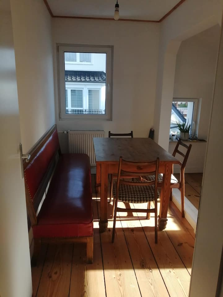 Monteure/ Touristen! 2 rooms, 2 beds, 200€ a week