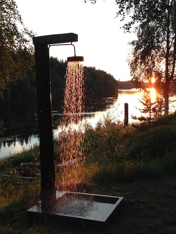 The Riverhouse - Piteå NV - House
