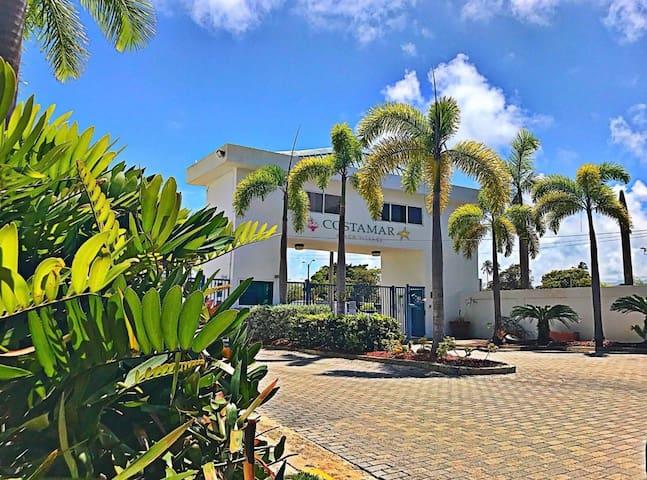Costa Mar Beach Resort/ Garden Apartment