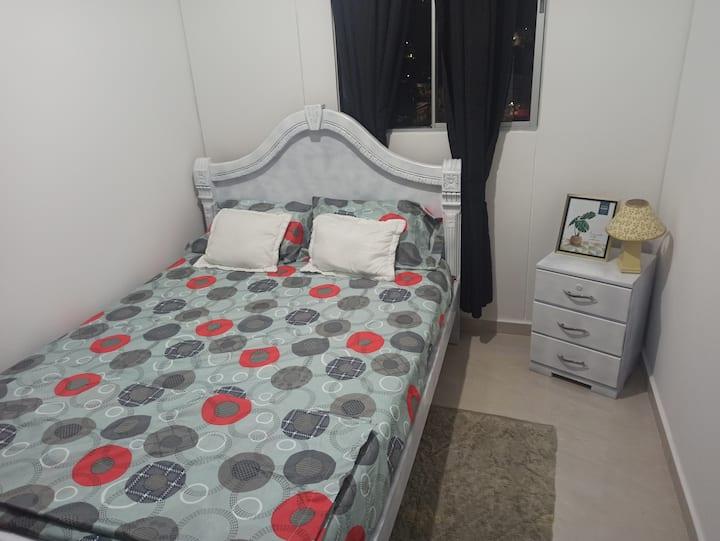 Bella habitación en nuevo y exclusivo edificio