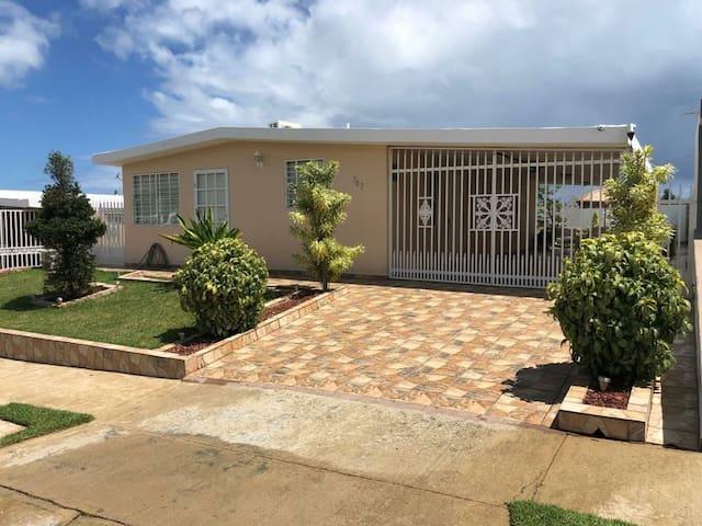 Beautiful family home at Vistas de Luquillo 2 #703