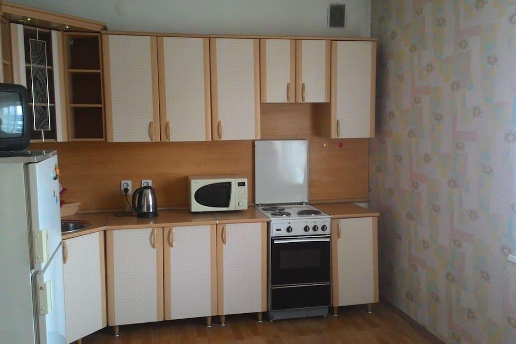 2-х комнатная квартира в центре г.Тюмени