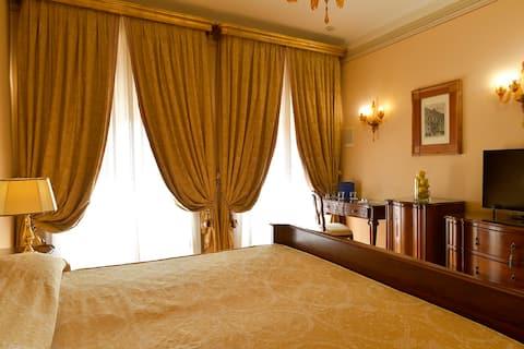 Driepersoonskamer - Villa Fenaroli Palace Hotel