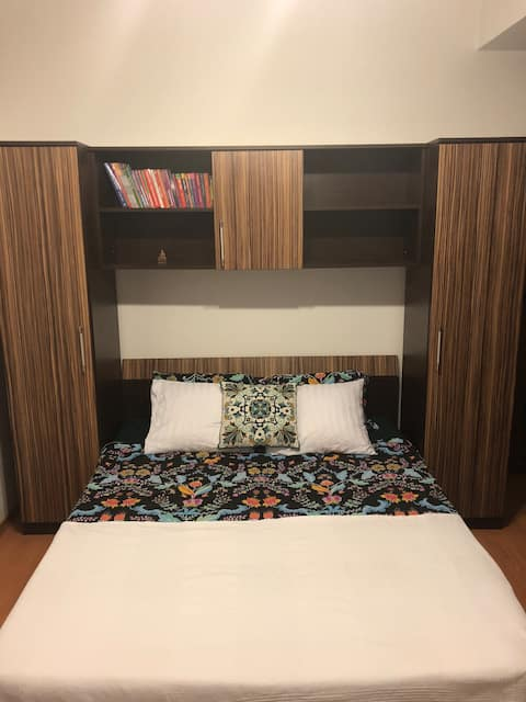 Affordable bedroom in a nice apartment!