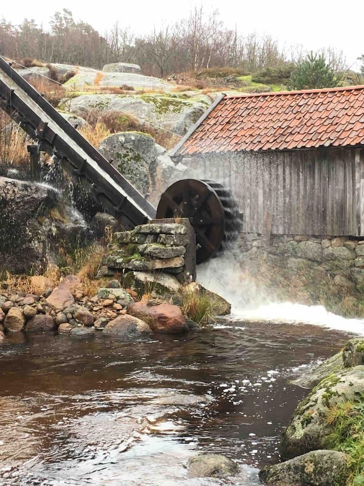 Aurrbekk gård og kulturminner. 2. Etasje.