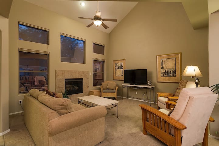 Arroyo Madera 120 is a Stunning 2 Story 2 Bed 2 Bath condo in Scottsdale!