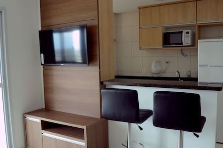 Nice apartment close to the subway - Brasília