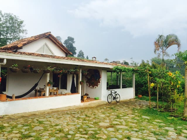 Medellín´s countryside. Private Room. - Caldas