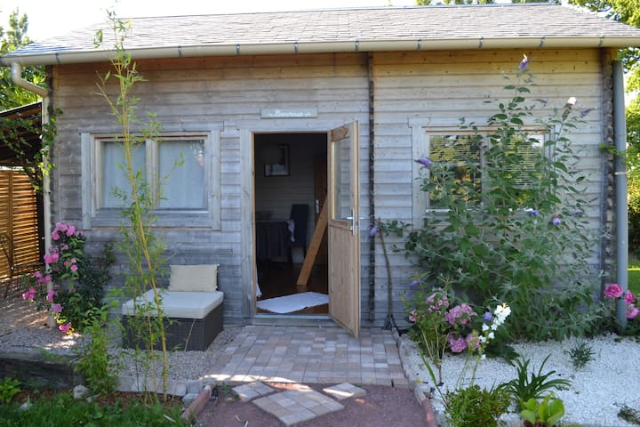 Le Gîte du Carbet Normand - Longvillers - Mökki
