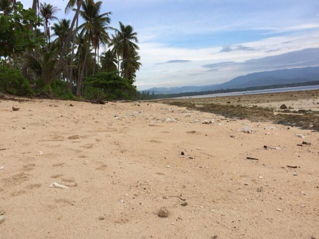 Cabana in Dahican, Mati - PH - Hut