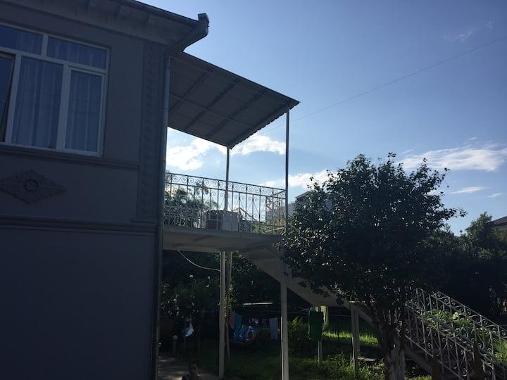 Mirandas  nice hostel