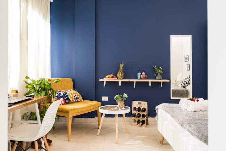 ★ Scandi Studio in Mar Mikhael