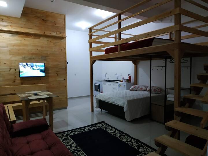 Loft 01 Aconchego