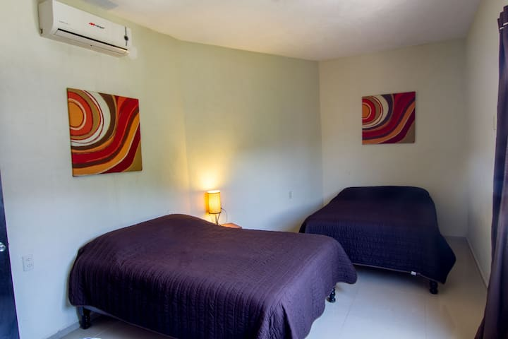 Pura Chacala #8  3-bedrooms, with Master Suite