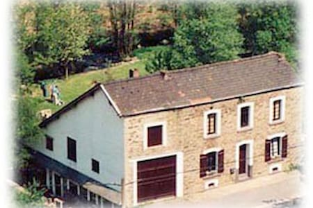 Nice and cosy B&B in the Ardennen for 1-20 people - Szoba reggelivel