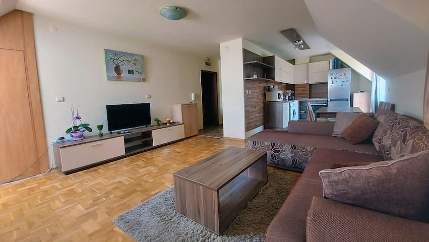 Central Apartment- Varna's Finest Quality