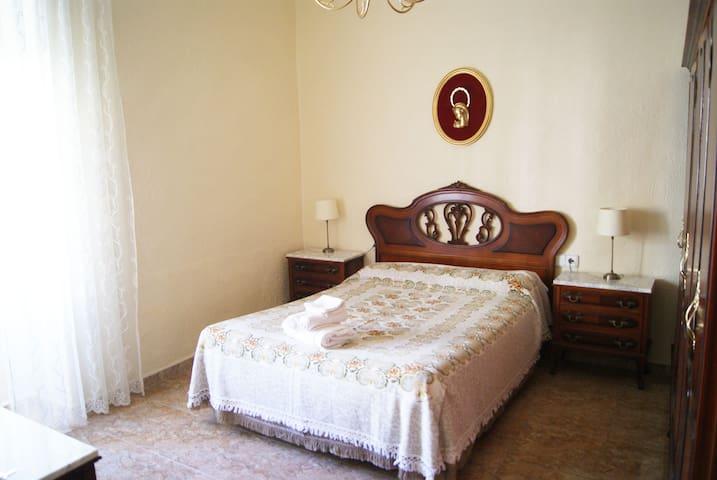 Bonita habitación Principal en casa