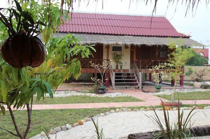 Deluxe House Family - Krong Kampot - House