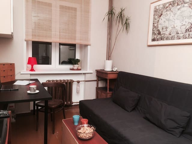 Old fashioned room for2 - Moskva - Apartamento