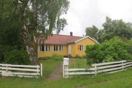 Lovely room with view to the garden - Skanör