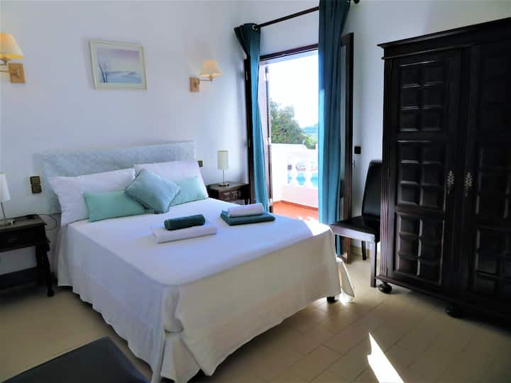 Relax in Vila Mimosa - Marina & sea view Albufeira