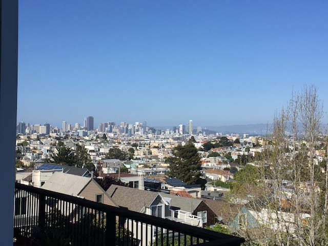 Updated Flat in  great neighborhood - San Francisco - Maison