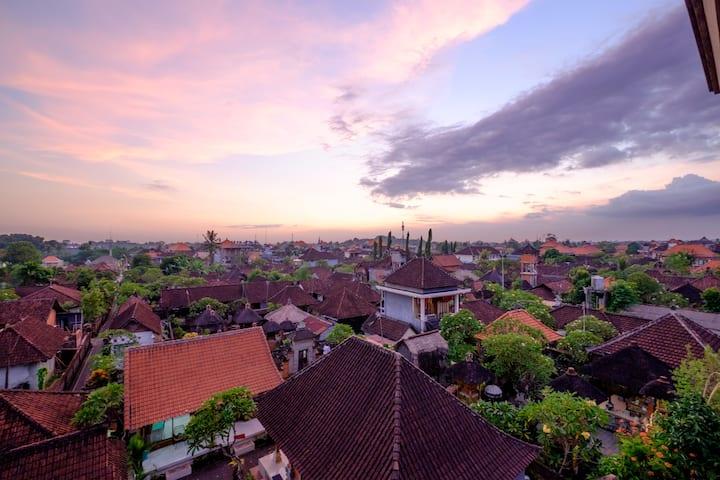 Monte Ubud Bali Spring Cottages