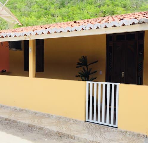 Casa para temporada ACONCHEGO