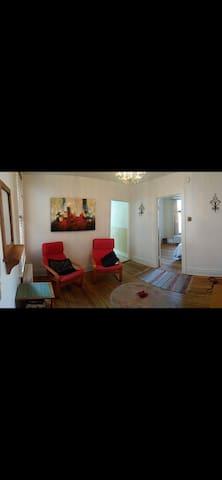 Appartement chaleureux Parc La Fontaine