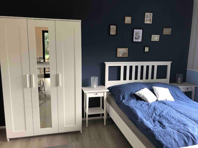 Der Schlafbereich