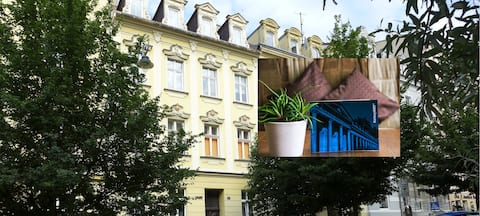 Zařízený byt na kraji lázeň.centra Karlových Varů