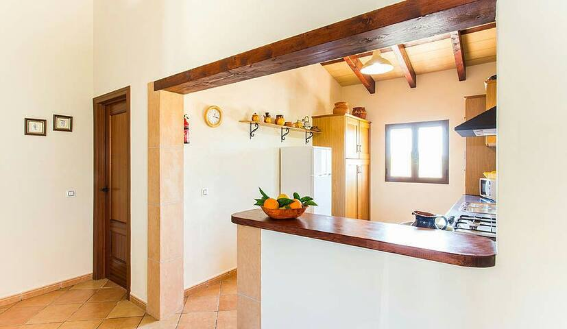 Casa Coral Relax y Naturaleza - Cala Millor - Dům