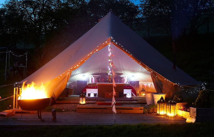Merry Dale Bell Tent - Flixton - 帳篷