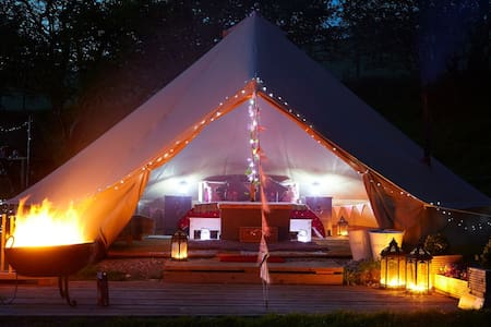 Merry Dale Bell Tent - Flixton - Namiot