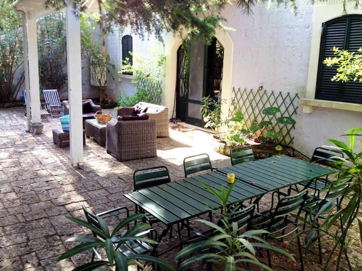 Apartamento de 2 habitaciones en Selva di Fasano, con piscina compartida y WiFi - a 9 km de la playa