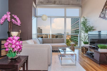 Beautiful South Loop One BR Near McCormick Center - Chicago