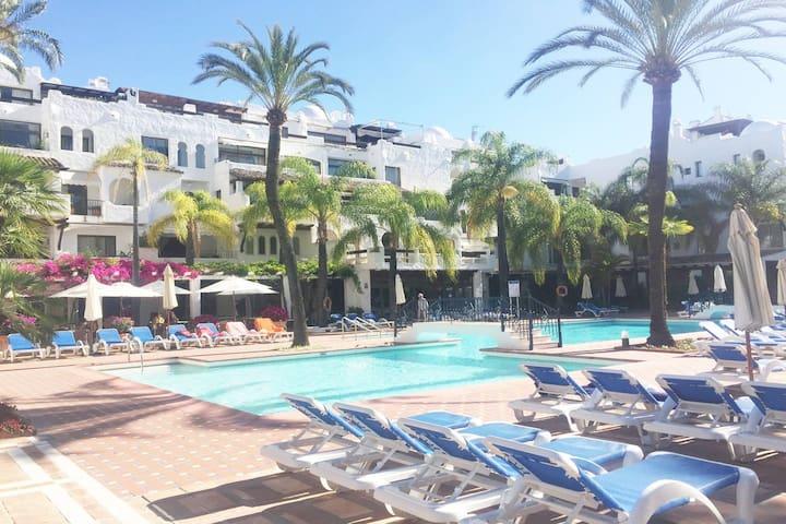Résidence La Alcazaba Marbella Appartement 1