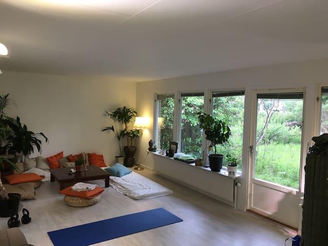 Fint och lyxigt hus i Molkom
