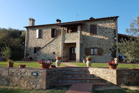 Renovated Apartment x2p at 2 km from LakeTrasimeno