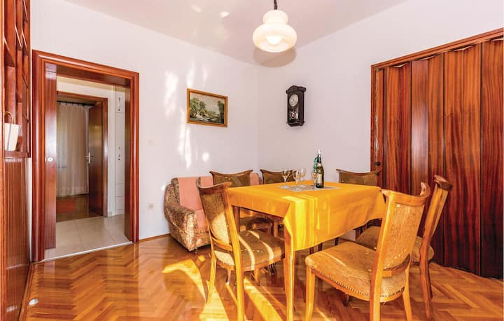 Beautiful home in Bribir with WiFi and 3 Bedrooms