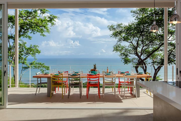 Casa Aliki, Luxury Beach Home with THE VIEW