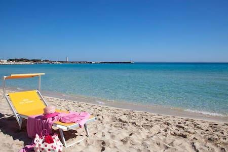 Mare, sole, magiche vacanze, …a due passi dal mare - San Vito Lo Capo - Apartamento