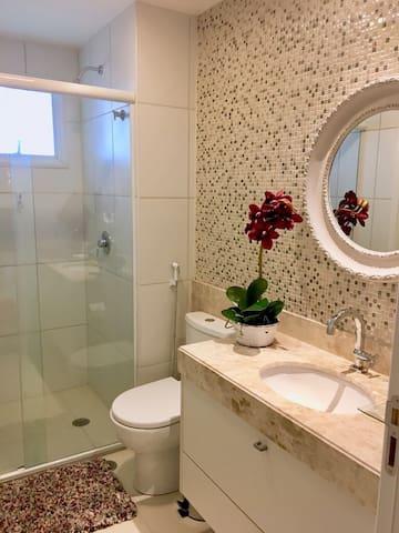 suite number three bathroom