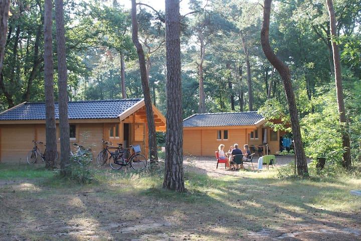 Comfort Trekkershut - Norg