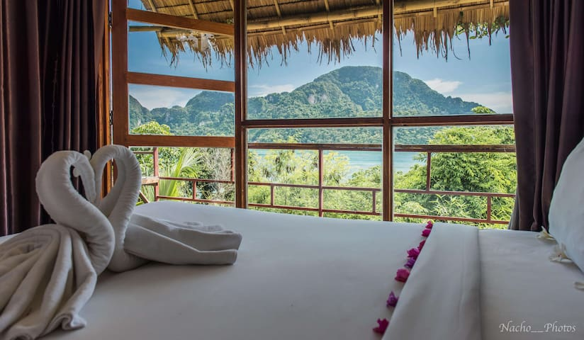 Paradise Bungalow on Phi Phi!