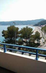 Bilocale con vista a Bergeggi - Torre del Mare