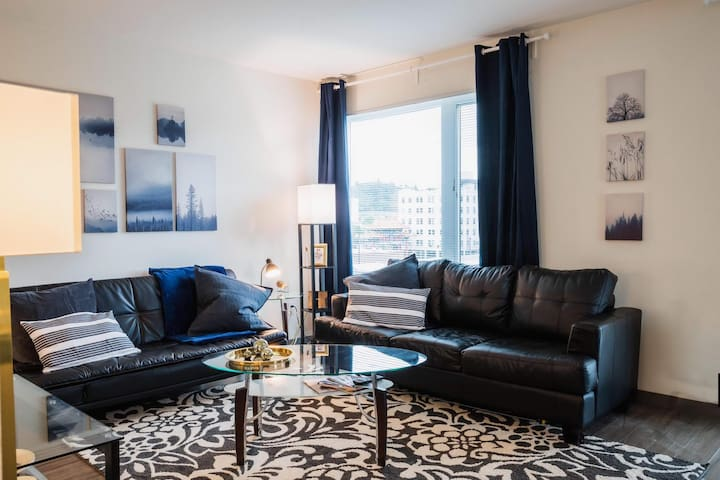 Affordable 1BR Suite in Downtown Seattle