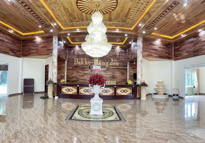 Dakke Mangden Resort - Deluxe Room Villa