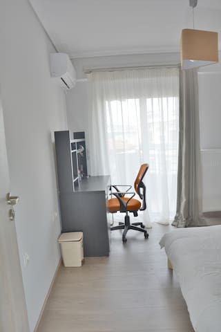 Bedroom 3 and working space